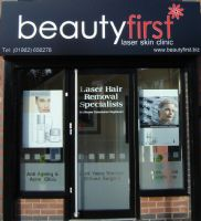 Beauty First Laser Skin Clinic Logo