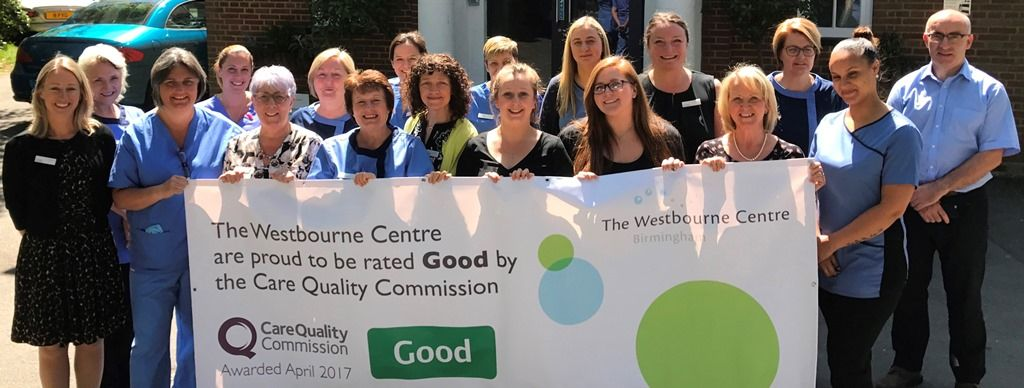 The Westbourne Centre Banner
