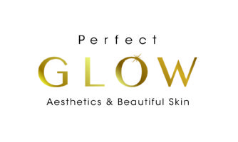 Perfect Glow Aesthetics and Beautiful Skin Logo
