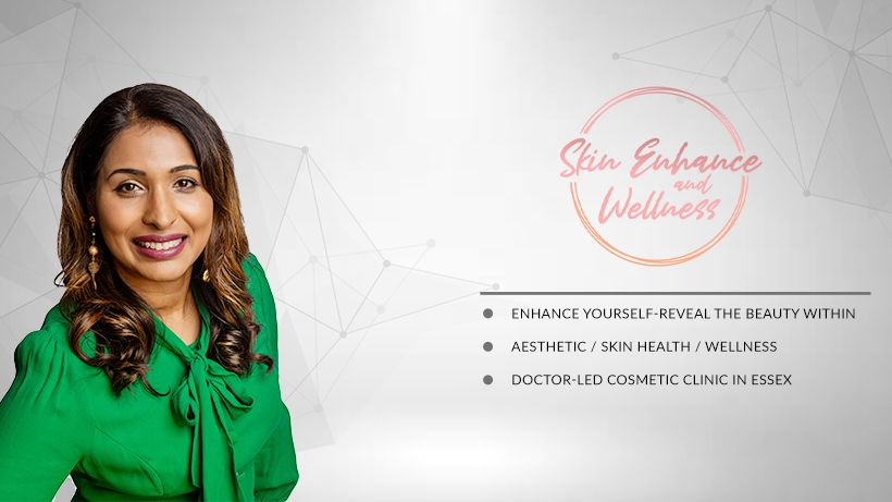 Skin Enhance And Wellness Banner