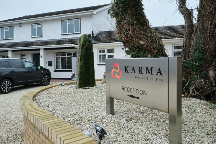 Karma House Clinic Banner