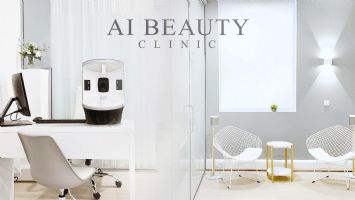 AI Beauty Clinic Logo