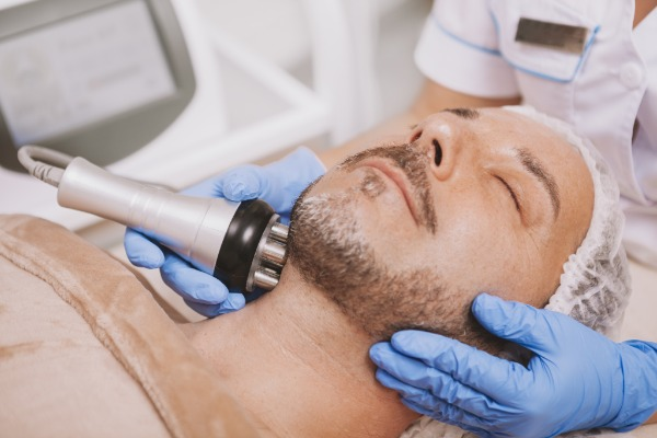 Radiofrequency For Facial Rejuvenation Image