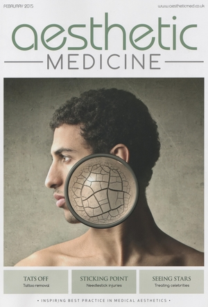 Aesthetic Medicine February front cover