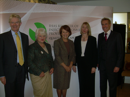 IHAS  Treatments You Can Trust Governance Group