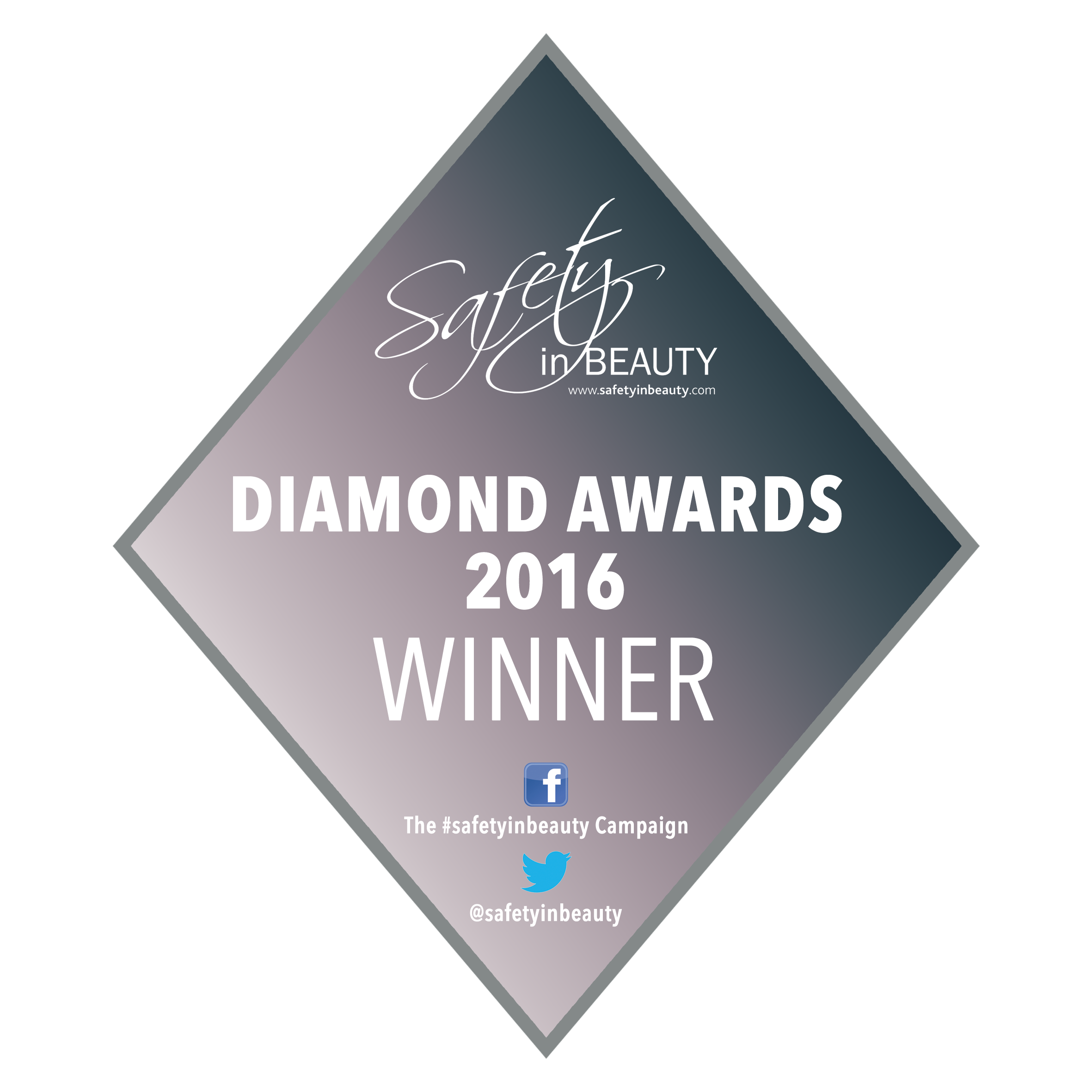 Safety in Beauty Diamond Award 2016