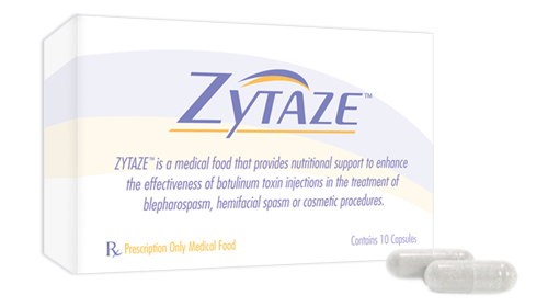 Zytaze - Suppliment for Botox Injections