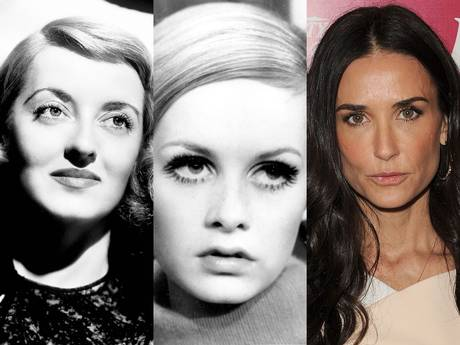 Famous Female Eyebrows
