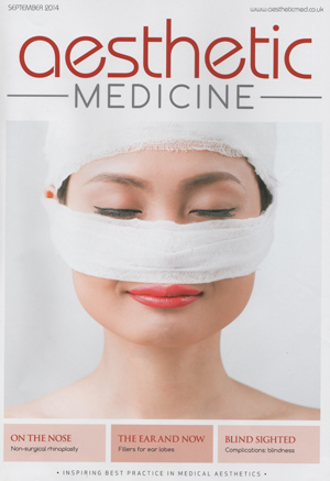 Aesthetic Medicine Cover
