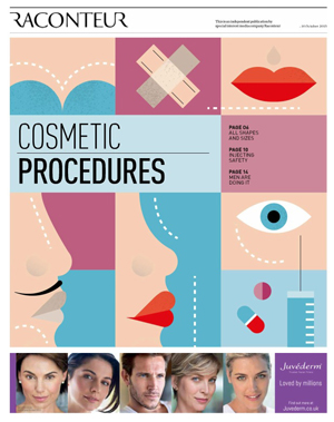 Raconteur Cosmetic Procedures Cover