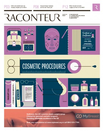 Raconteur Supplement July 2014 - Cosmetic Procedures