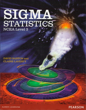 Sigma Statistics Front Cover