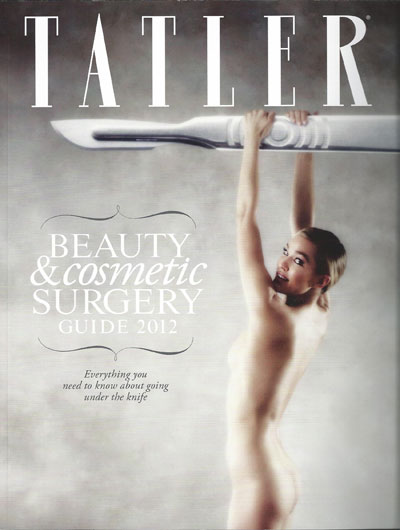 Tatler Beauty & Cosmetic Surgery Guide 2012 Cover