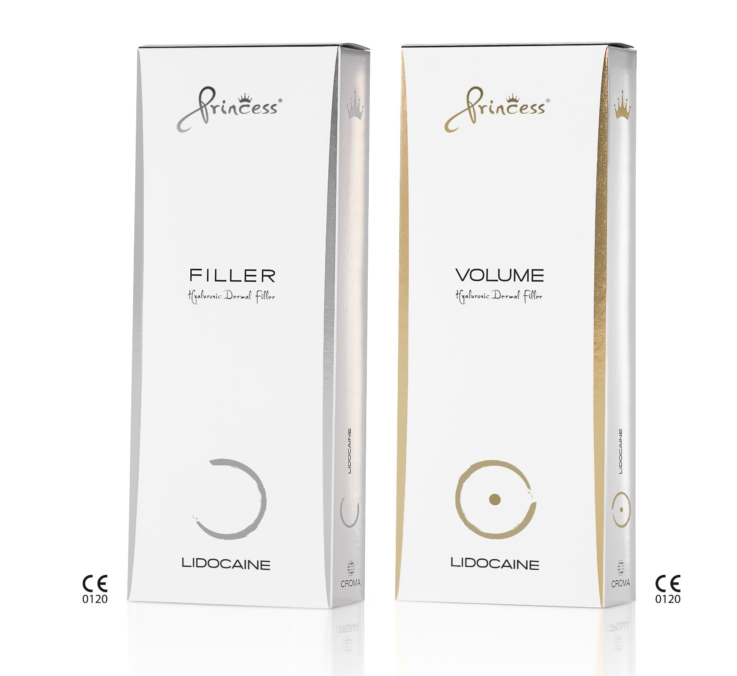 Princess Filler and Princess Volume Packs