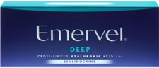 dermal fillers brand emerval deep