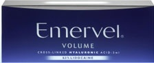 Dermal fillera brand Emervel Volume