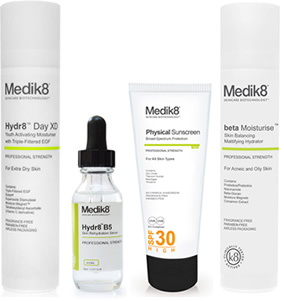 The second npart of the Medik8 product range