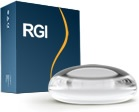 Nagor breast implant, RGI brand