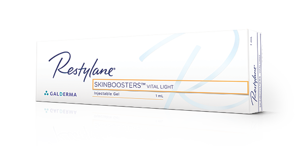Restylane Vital Light SkinBoosters
